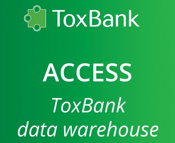 Public access to ToxBank Data Warehouse open